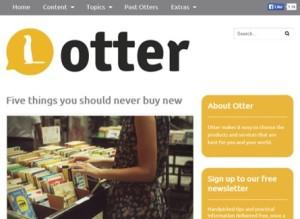 Otter page Nov 2015